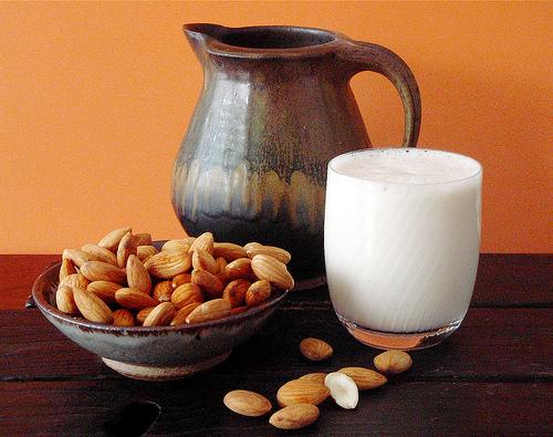 Nut milk